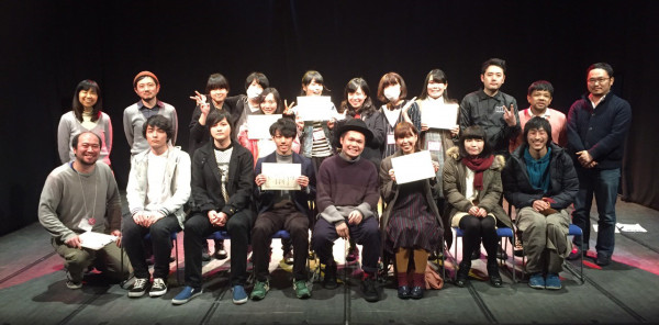 全国学生演劇祭_結果