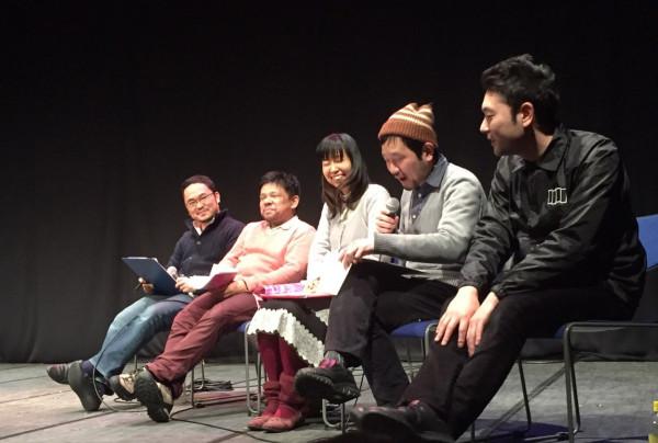 全国学生演劇祭(講評会)