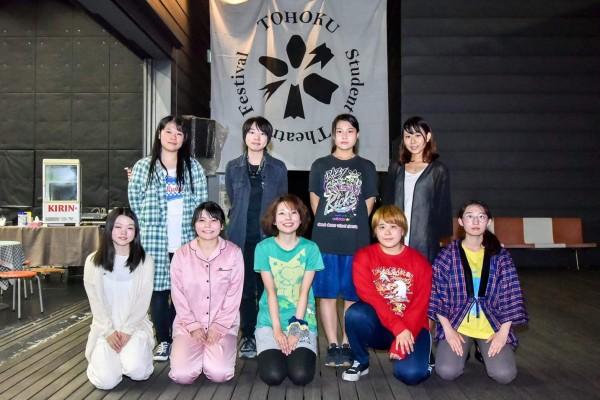 三桜OG劇団ブルーマー